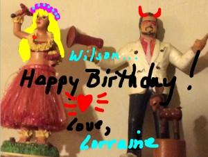 Happy Birthday, my darling!